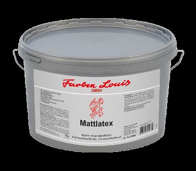 Innenfarbe Mattlatex